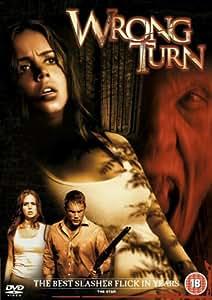 Wrong Turn [DVD] [2003]