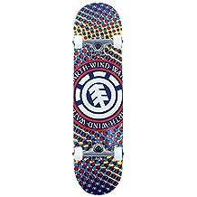 "Element Skateboards Dotted sello fábrica completa Multi 7,75"""
