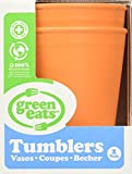 Best Green Eats - Green Eats Green Eats Tumblers Orange by Green Review