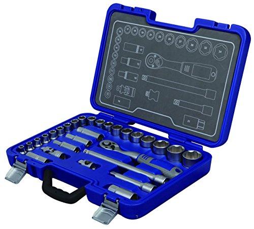 Preisvergleich Produktbild Michelin Steckschlüsselsatz 29 teilig, 602010050