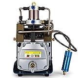 Frantools 220V 30Mpa Hochdruck elektrische Kompressorpumpe Kühlsystem 300BAR...
