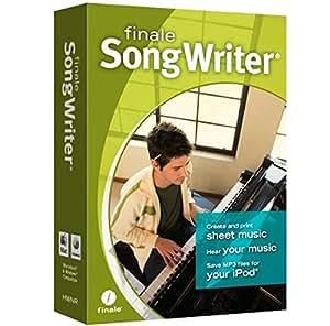 MakeMusic Finale Songwriter 2012 D [CD-ROM]
