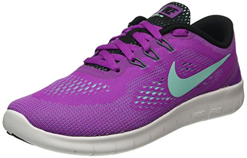 Nike Free RN (GS), Chaussures de Sport Fille
