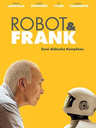 Robot & Frank: Zwei diebische Komplizen. [dt./OV] Robot Frank
