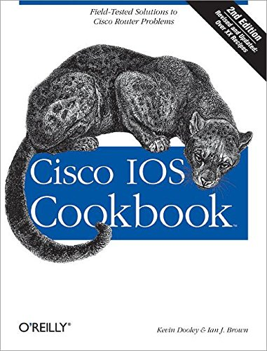 Cisco IOS Cookbook por Kevin Dooley