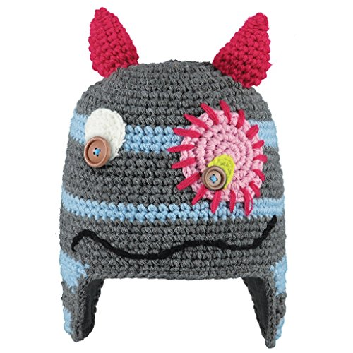 Barts Fille Monstre bonnet Candy