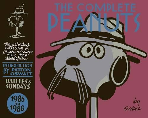 The Complete Peanuts 1985-1986 : Volume 18