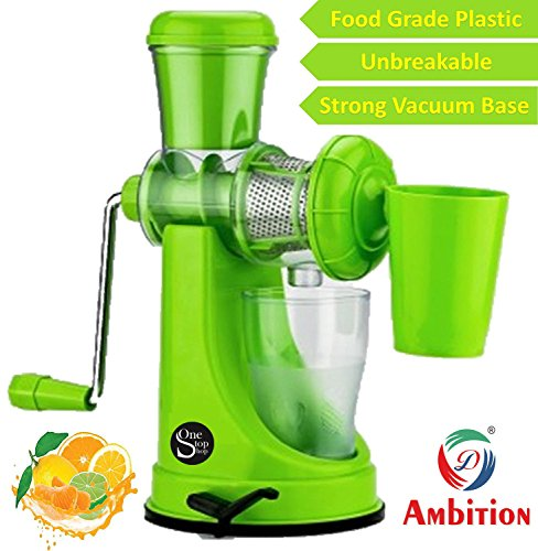 One Stop Shop Ambition Fruit And Vegetable Juicer With Steel...