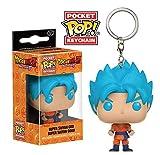 Porte-clés Pocket Pop ! Keychain - Dragon Ball Z Resurrection F - Super Saiyan God Super Saiyan Goku