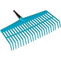 GARDENA Combisystem 3101-20 - Rastrillo práctico cepillo de púas para barrer hojas y césped cortado, con robustas púas de plástico, ancho de trabajo 43cm