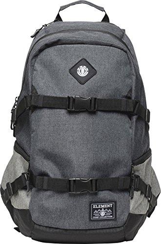 element-rucksack-jaywalker-20-elite-daypack-mit-laptopfach-gepolstertem-rucken-und-ergonomischen-gur