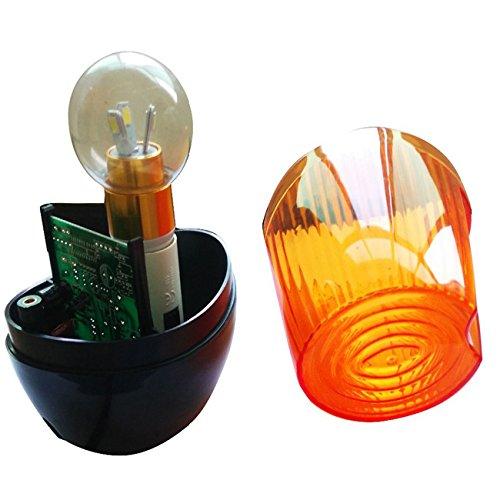 220V Leuchte Blitzleuchte Blitzlicht Blitzlampe Torantriebe geeignet