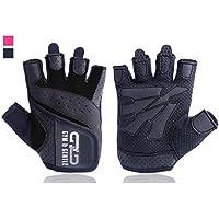 5a1765e147bde5 Gym & Gentle Damen Fitness Handschuhe - Schutz für Frauen beim Sport /Kraftsport/Fahrrad