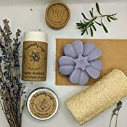 The Lavender Box - essentials, zero-waste, plastic free bathroom