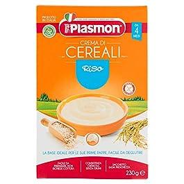 Plasmon Crema di Cereali Riso – 230 gr