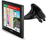 Garmin 010-01680-12 DriveSmart 51LMT-S 5-Inch Sat Nav with Lifetime Map Updates for UK, Ireland and Full Europe, Free Live Traffic and Built-In Wi-Fi