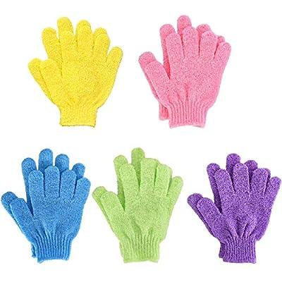Dusche Handschuh Badehandschuhe Doppelseitige