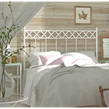 HOGARES CON ESTILO - Cabecero de Forja nacional modelo SOFIA para una cama de 135 cms