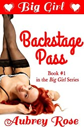 Big Girl Backstage Pass (Rock Star BBW Erotic Romance) (English Edition)
