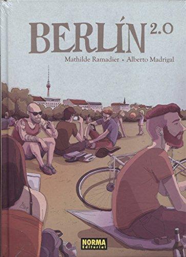 Portada del libro Berlín 2.0