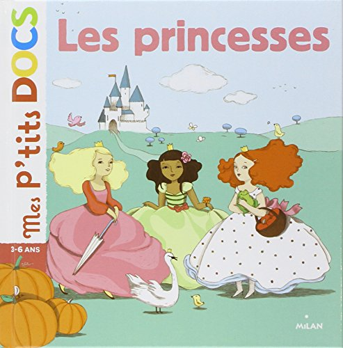 Les princesses par Stéphanie Ledu