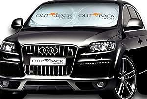 sonnenschutz f r die windschutzscheibe premium auto sonnenschutz von aussie outback shades. Black Bedroom Furniture Sets. Home Design Ideas