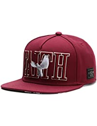 Cayler & Sons Cap Faith Maroon