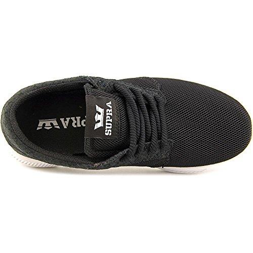 Martelo Malha Largos Preto De Executar Supra Sapatos branco Corrida 7qUp7d
