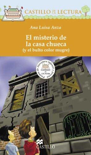 El Misterio de la Casa Chueca (y el Bulto Color Mugre) / The Mystery of the Crooked House (Castillo de La Lectura Naranja)