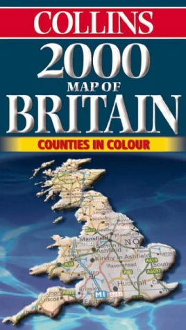 Map of Britain 2000