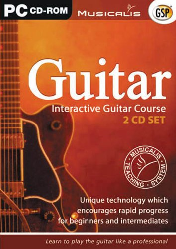 Musicalis Interactive Guitar Course Test