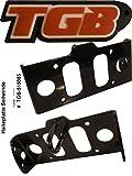 Original TGB Blade 525 FLE LOF IRS Offroad Anbauplatte für Seilwinde