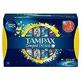 TAMPAX COMPAK PEARL 36 Regular Tampons