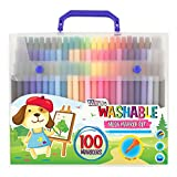 Best US Art Supply Kid Art Supplies - US Art Supply - 100 Mega Count Washable Review