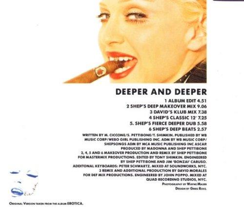 Deeper-and-Deeper