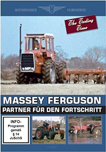 Massey Ferguson - Partner für den Fortschritt