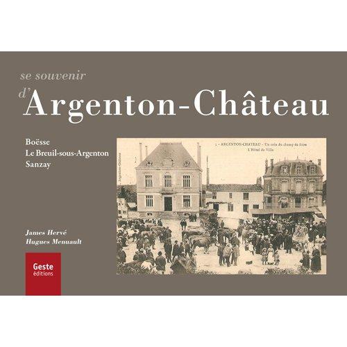 Se souvenir d'Argenton-Château