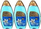 3x Duru Perfume Aqua Love Duschgel Shower Gel Shampoo 250ml