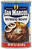 San Marcos Refried Beans 430 g (Pack of 4)