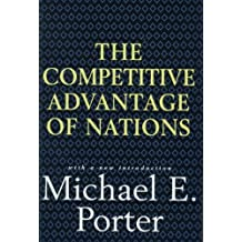 (Competitive Advantage of Nations) By Porter, Michael E. (Author) Hardcover on (06 , 1998)