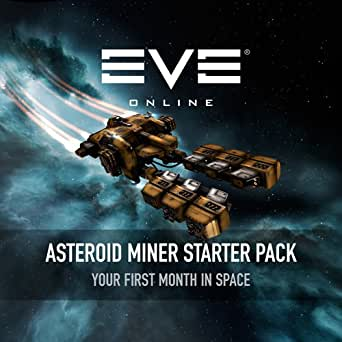 EVE Online: Starter Pack - Asteroid Miner  [Download]