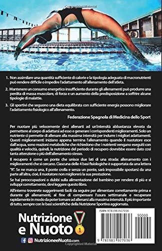 Zoom IMG-1 nutrizione e nuoto guida all