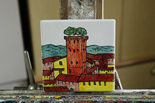 guinigi-tower-in-lucca-hand-decorated-ceramic-tile-size-inch-39x03x39-inch-made-in-italy-tuscany-luc