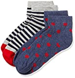 #2: Hanes Women's Socks (Pack of 2) (V300-615-P2_Assorted_Free Size)