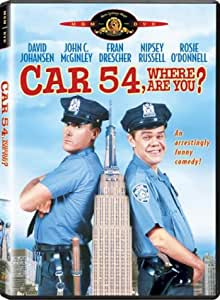 Car 54 Where Are You [DVD] [1994] [Region 1] [US Import] [NTSC]