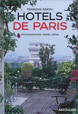 Hôtels de Paris par François Simon