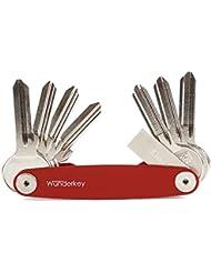 WUNDERKEY – El Organizador de llaves Original [The Key Organizer Made in Germany]