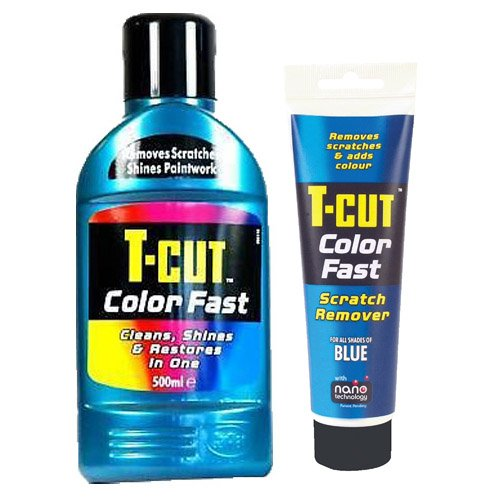 t-cut-colour-fast-car-polish-500ml-scratch-remover-set-150g-light-blue