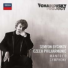 Tchaïkovski: Manfred Symphony