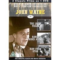 John Wayne Most Wanted-Lucky Texan, The / Randy Rides Alone / Man From Utah